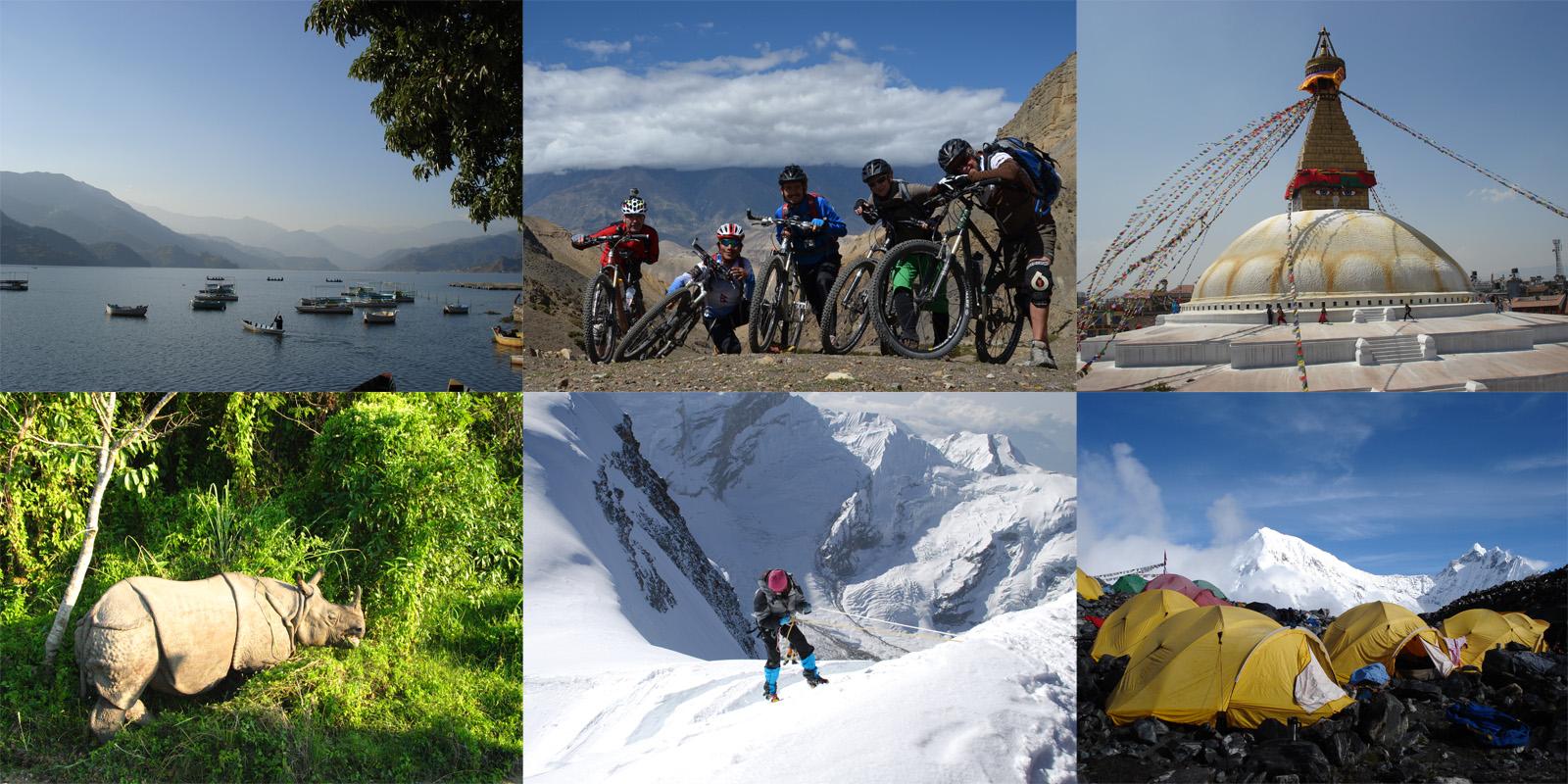 Adventure Nepal